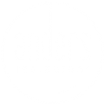 Logo restaurant anders wit